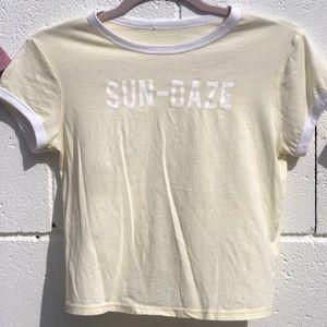 """Tops - """"Sun-Daze"""" Tee"""